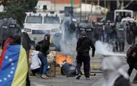 Более 360 человек задержали во время протестов в Венесуэле