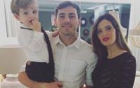 Касильяс тайно женился на журналистке