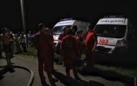 При пожаре погибли пациенты психиатрической больницы