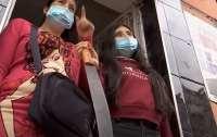 14-летняя девочка с мачете обратила в бегство вооруженных грабителей