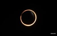 Солнечное затмение в виде кольца наблюдали жители Южного полушария