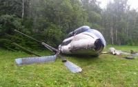 В Монголии рухнул военный вертолет Ми-8, есть жертвы