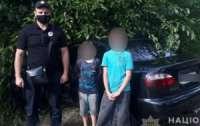 Двое малолетних братцев угнали автомобиль и попали в ДТП