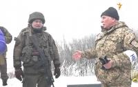 Украинский военный рассказал французам о русских