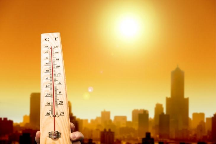 До +37: украинцев ожидает чрезвычайная жара
