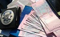В Киевской области полицейский требовал взятку