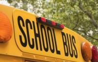 Школьный автобус с детьми столкнулся с автомобилем, пострадали более 20 человек