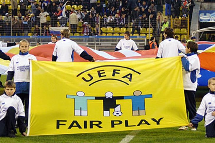 УЕФА может поменять правила финансового фэйр-плея для контроля за«денежными мешками»