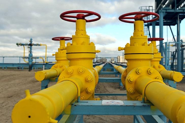Вукраинских хранилищах осталось 7,7 млрд  кубов газа