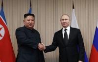 Путин пообщался с Ыном наедине