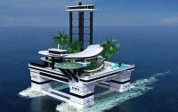 Миллиардерам предлагают пересесть с яхт на плавучие острова