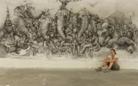 Приз зрительских симпатий за рисунок карандашом составил 200 тысяч долларов (ФОТО)