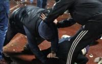 На Тернопольщине полицейский устроил масштабную драку в кафе
