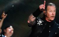 Metallica отменила концерты из-за запоя вокалиста