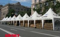 Бизнесмены готовы помочь восстановить центр Киева