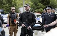 Украинских полицейских вооружат немецкими MP-5