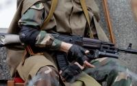 Полиции сдался экс-боевик, который охранял здание СБУ в Донецке