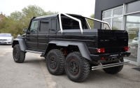 Названа самая дорогая машина на украинском авторынке