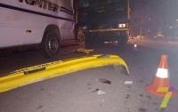 Тройная авария: пьяный водитель маршрутки подверг опасности пассажиров