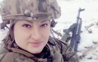 На фронте убита женщина-военнослужащий