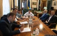 Зеленский обсудил с Коломойским вопросы ведения бизнеса