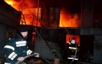 На месте пожара в Днепропетровской области нашли тело ребенка
