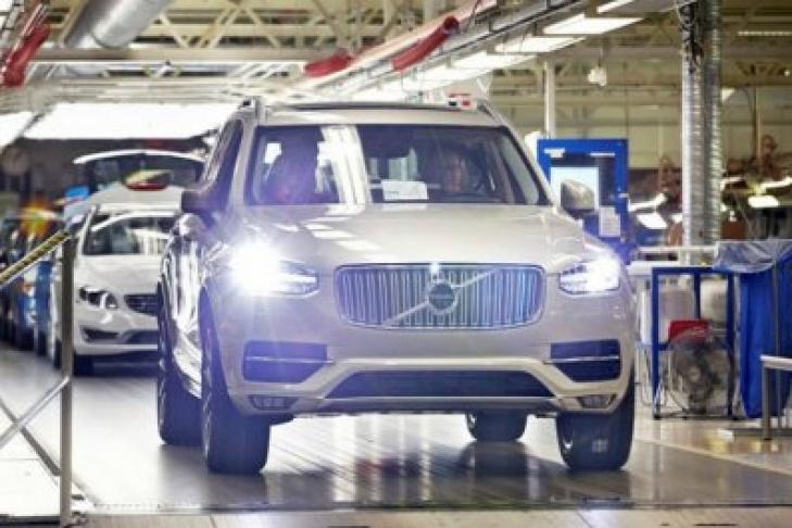 Вольво иGeely создадут общий автомобильный суббренд