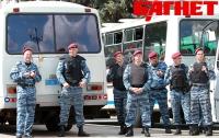 В Харькове саперы обследовали админкорпус «Турбоатома»