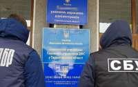 На Прикарпатье главный налоговик