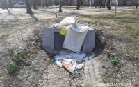Вандалы в Харькове ужаснули поступком