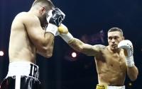 Выручка за билеты на бой между Усиком и Гассиевым превысила $3 миллиона