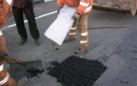 Проигравший кандидат в нардепы разрушил дорогу, построенную перед выборами