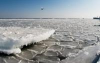 Одесский школьник провалился под лед
