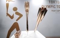 В Японии показали, как будет выглядеть факел на Олимпиаде-2020 (видео)