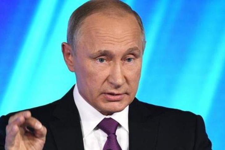 Владимир Путин объявил онизкой эффективности минских договоров иситуации наДонбассе