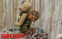 Как «плюшевые» захватили Украинский дом (ФОТО)