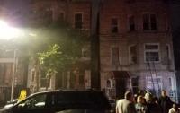 В Чикаго во время пожара заживо сгорели дети