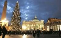 Ватикан готовится праздновать Рождество с украинской елкой