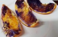 Австралийские ученые раскрыли тайну фиолетового апельсина