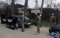 В Запорожье задержали банду похитителей людей