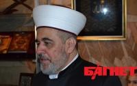Шейх Ахмед Тамим: украинцы - народ исторически толерантный