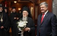 Обнародовали все договоренности Порошенко и Варфоломея