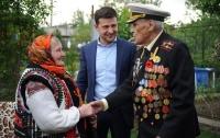 Новоизбранный президент провел интересную встречу с ветеранами
