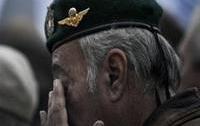 Португальские военные протестуют против урезания льгот