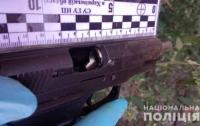 Злоумышленник устроил стрельбу в Харькове, пострадал мужчина