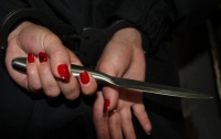 Пьяная киевлянка зарезала своего соседа