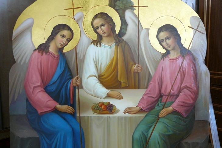 что нельзя делать на троицу в огороде