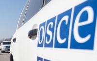 На Донбассе миссия ОБСЕ обнаружила