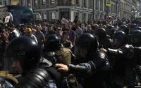 У российских силовиков появилось много работы в связи с протестами