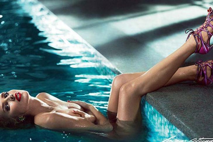 Фото моделей в бассейне фото 578-509